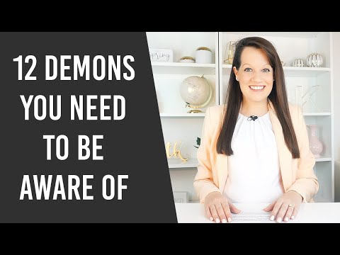 12 demons the church needs to know about