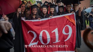 Morning Exercises | Harvard Commencement 2019