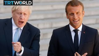 Brexit Battle: British, French leaders meet in Paris