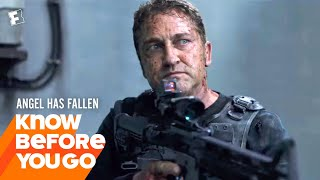 Know Before You Go: Angel Has Fallen | Movieclips Trailers