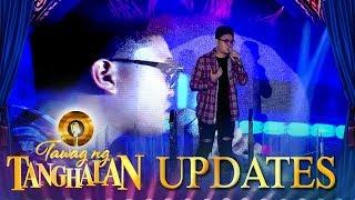 Jan Carlos Libanan remains the defending champion   Tawag ng Tanghalan Update