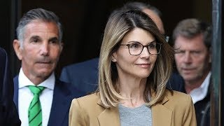 Lori Loughlin and husband plead not guilty
