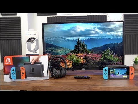 Best Holiday Tech Gifts 2018! - UCbR6jJpva9VIIAHTse4C3hw
