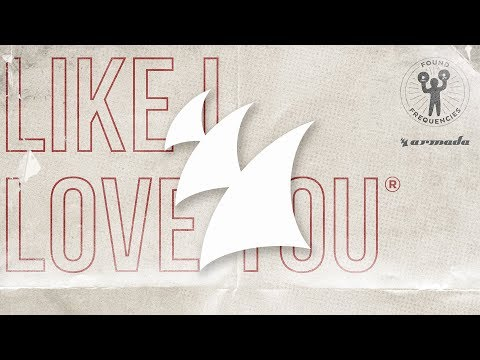 Lost Frequencies feat. The NGHBRS - Like I Love You (Remixes - Pt. 2) - UCGZXYc32ri4D0gSLPf2pZXQ