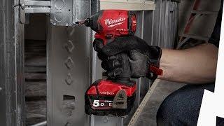 Akulöökkruvikeeraja Milwaukee M18 ONEID2-502X