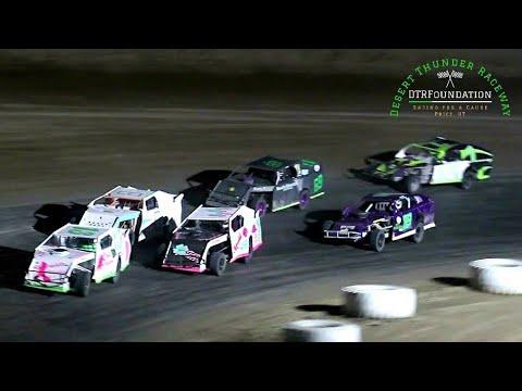 Desert Thunder Raceway 305 Modified Main Event 7/24/21 - dirt track racing video image