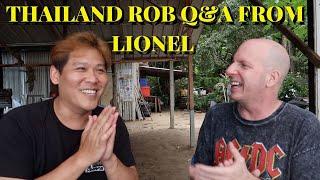 THAILAND ROB Q&A BY LIONEL V467