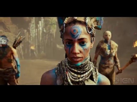 Far Cry Primal - Official Behind the Scenes Feature: Characters and Language - UCKy1dAqELo0zrOtPkf0eTMw