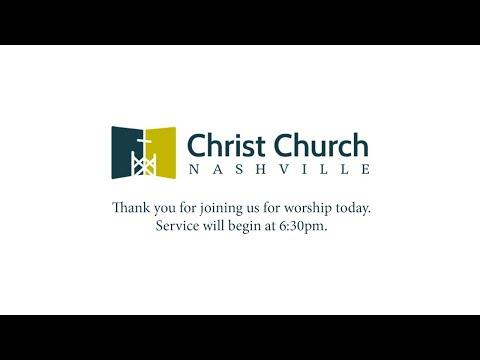 03/25/2020 - Christ Church Nashville