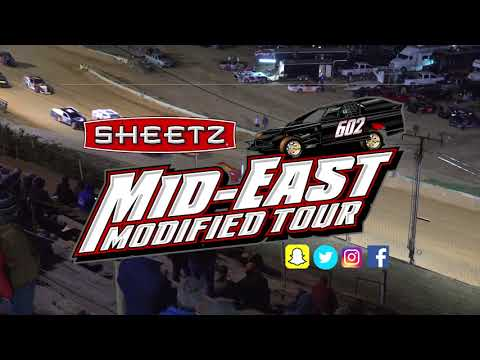 Mid East Modified Feature @ Wythe Raceway May 30, 2021 - dirt track racing video image