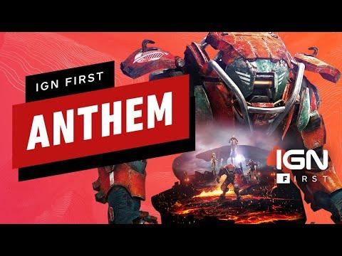 Anthem: 10 Minutes of Hidden Depths Gameplay - IGN First - UCKy1dAqELo0zrOtPkf0eTMw