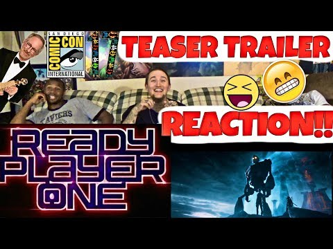 Ready Player One - SDCC Teaser Reaction - UCmFBWmR7faEs6Q1Oc99rBCQ
