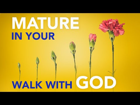 The Secret to Maturity    Psalm 103 Season 2