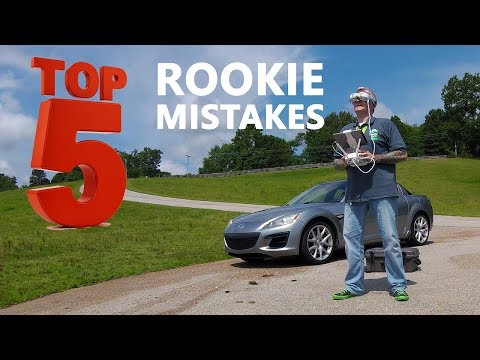 KEN HERON - Top 5 ROOKIE Drone Mistakes (And how to avoid them) - UCCN3j77kPMeQu41gfMNd13A