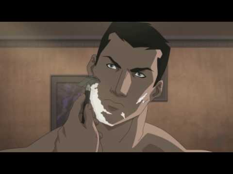 "Justice League Dark - ""Bruce Wayne Shaves"" Clip - UCKy1dAqELo0zrOtPkf0eTMw"