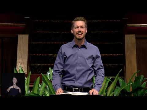 Sermon - 09/13/2020 - Pastor Ben Anderson - Christ Church Nashville