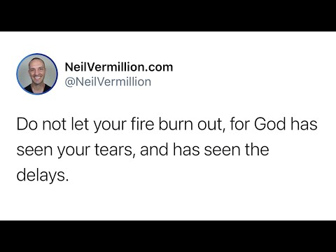 My Plans Will Surely Manifest - Daily Prophetic Word