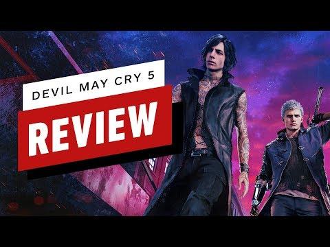 Devil May Cry 5 Review - UCKy1dAqELo0zrOtPkf0eTMw