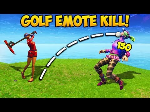 *FIRST EVER* GOLF KILL IN SEASON 5! - Fortnite Funny Fails and WTF Moments! #255 (Daily Moments) - UCBw-Dz6wHRkxiXKCLoWqDzA