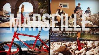 Trois jours et une minute à Marseille ** GRAPHIJANE