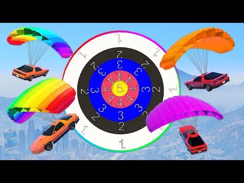 EXTREME CAR DARTS!! (GTA 5 Online) - UC2wKfjlioOCLP4xQMOWNcgg