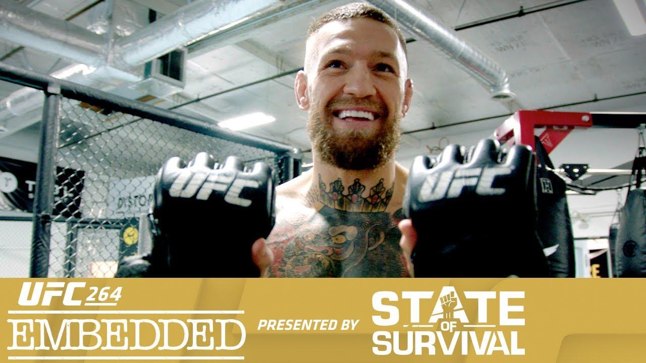 UFC 264 Embedded: Vlog Series – Episode 4