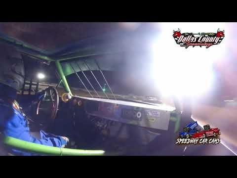 #26C Allen Carney - Pure Stock - 7-2-2021 Dallas County Speedway - In Car Camera - dirt track racing video image