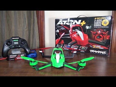 Traxxas - Aton+ - Review and Flight (Sport & AV) - UCe7miXM-dRJs9nqaJ_7-Qww