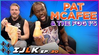 GOD-FEARING SNEAKERS?! (feat. Pat McAfee): Nike Air Fear of God – I Just Love Kicks #30