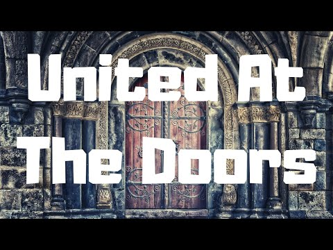 Standing United At The Door Of Promise (A Word For The Remnant)