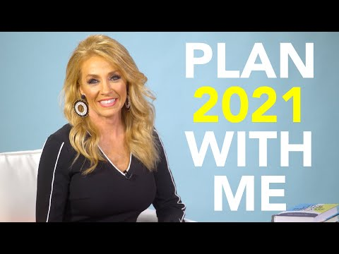 Plan With Me  Set Your Goals for 2021 JUST LIKE THIS