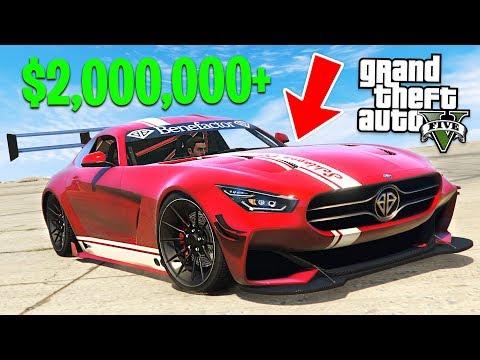 "GTA 5 *NEW* Mercedes AMG GT ""Schlagen GT"" $2,000,000+ Spending Spree! (GTA 5 Online DLC Update) - UCI06ztiuPl-F9cSXsejMV8A"