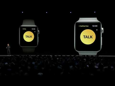 Apple Watch gets Walkie-Talkie mode - UCCjyq_K1Xwfg8Lndy7lKMpA