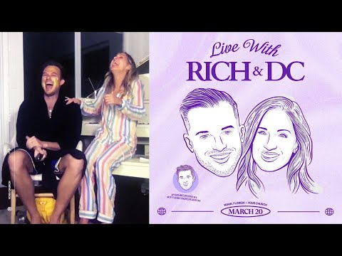 Live with Rich & DC March 20