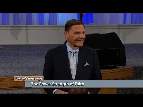 The Power Strength of Faith