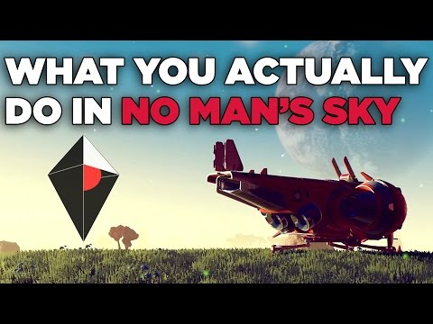 What Do You Actually Do in No Man's Sky? - UCbu2SsF-Or3Rsn3NxqODImw