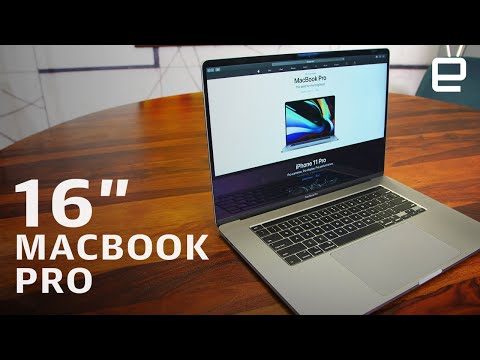 """16"""" MacBook Pro review: The ultimate Apple laptop - UC-6OW5aJYBFM33zXQlBKPNA"""