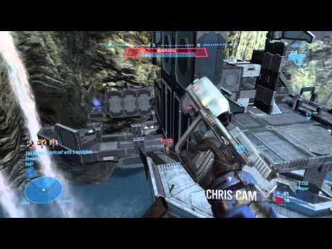 Halo: Reach - Multiplayer Maps (Ivory Tower, Midship) | Racer lt