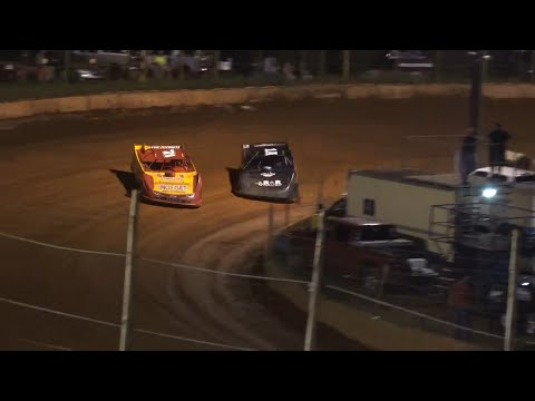 602 Crate Late Model at Winder Barrow Speedway August 21st 2021 - dirt track racing video image