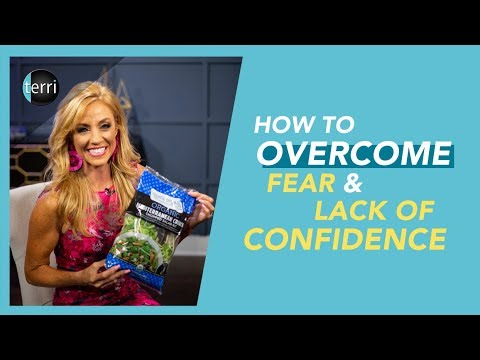 How to Overcome Fear & Lack of Confidence