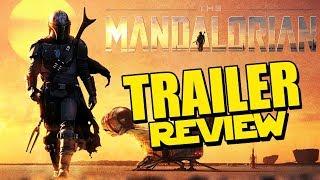 THE MANDALORIAN - TRAILER REVIEW - OPINIÓN - CRÍTICA - STAR WARS - DISNEY +