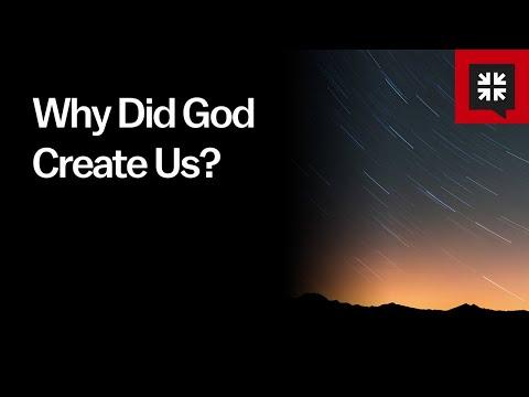 Why Did God Create Us? // Ask Pastor John