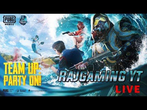 PUBG Mobile  Season 8 Funny Gameplay & Custom Rooms MAtch  Tamil 🔴Live Streaming | RajGamingYt | RG - UCNna4bg9nRaxhoS1CJ1hbaw