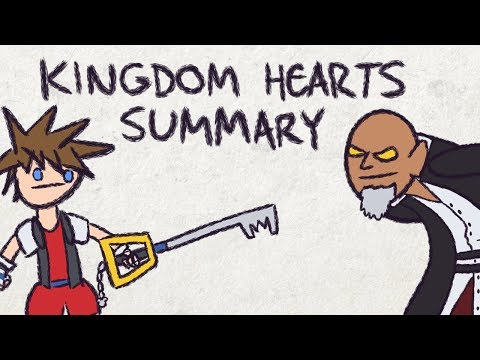 A Good Enough Summary of Kingdom Hearts - UC16fG7-summGsrcqkkYb6hg