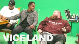 Vibing with Steve Urkel | ACTION BRONSON WATCHES ANCIENT ALIENS