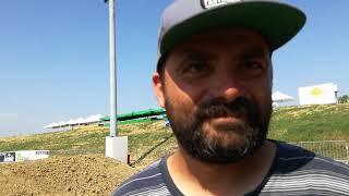 Agen : Cédric Lucas présente le Supercross qui aura lieu samedi à Walibi