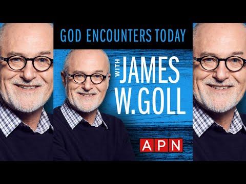 James Goll: Enhancing Your Spiritual Senses  Awakening Podcast Network