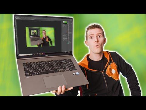 The Craziest 17 inch Laptop! - LG Gram 17 Review - UCXuqSBlHAE6Xw-yeJA0Tunw