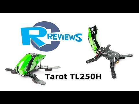 RcReviews: Tarot TL250H racer - semi Carbon frame - from BangGood - UCv2D074JIyQEXdjK17SmREQ