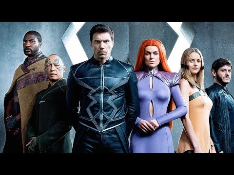 Black Bolt Speaks! - We Talk to the Cast of Marvel's Inhumans - UCKy1dAqELo0zrOtPkf0eTMw